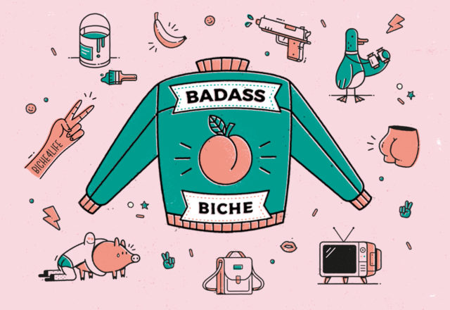 Gang de biches Jacket